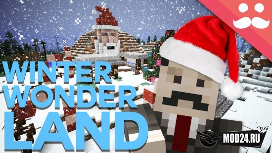 Превью Winter Wonder Land [1.12.2] [1.11.2] [1.10.2]