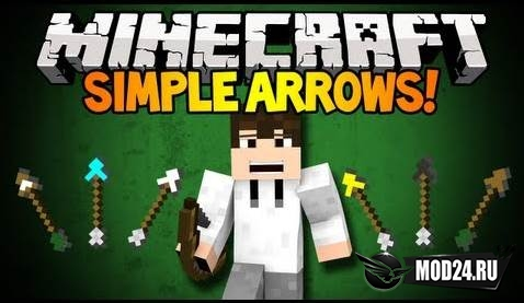 Превью Simply Arrows [1.12.2]