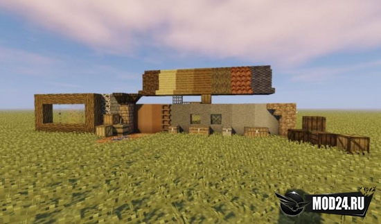 LOROTH – Diverging Realms [1.11.2] [1.10.2]
