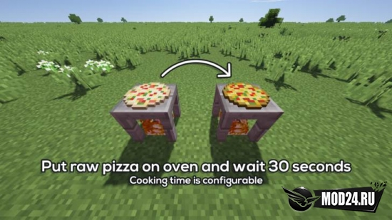 PizzaCraft [1.12.2]