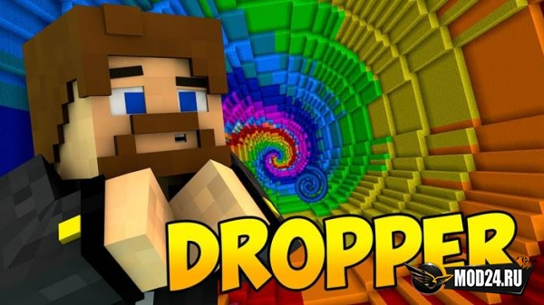Превью The King Of Dropper [1.12.2]