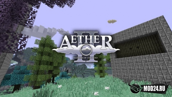 Превью The Aether II [1.12.2]