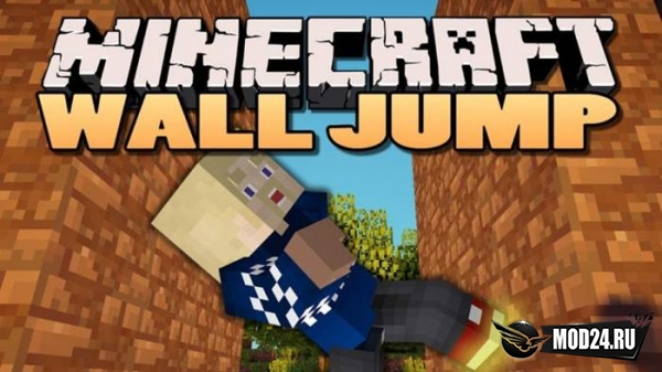 Превью Wall Jump Remake [1.12.2]