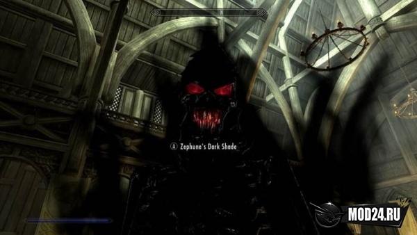 Превью Вызов темной тени