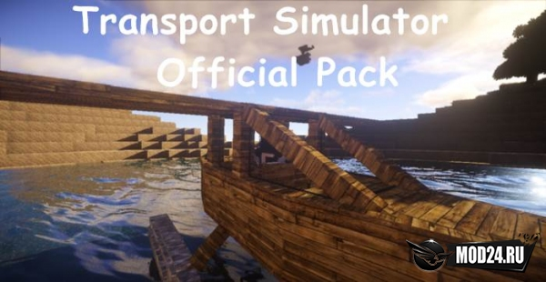 Transport Simulator Official Pack