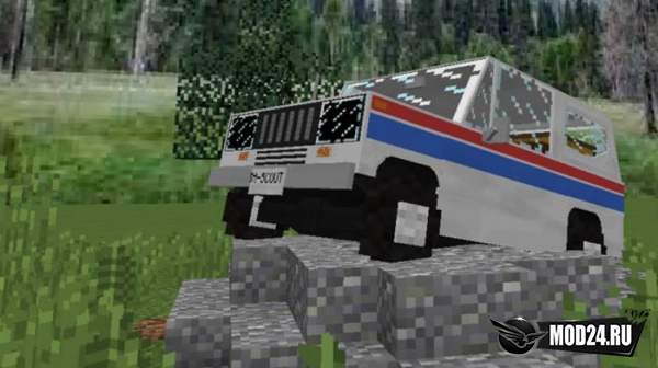 Transport Simulator Official Pack [1.12.2]
