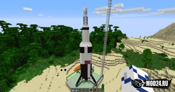 Advanced Rocketry [1.12.2]