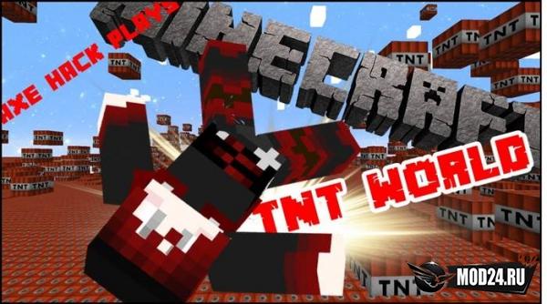 Карта Unfair TNT [1.13.1]