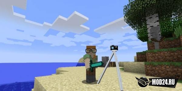 Mine Camera [1.12.2]