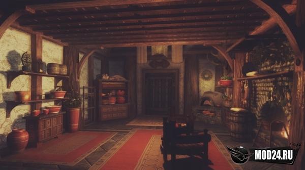 Дом Теплых Ветров Elianora