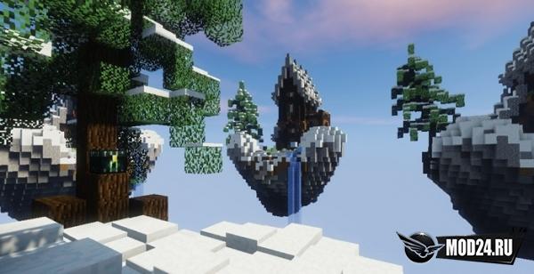 Snowland [1.12.2]