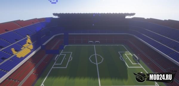 Стадион ФК Барселоны Camp Nou [1.12.2]