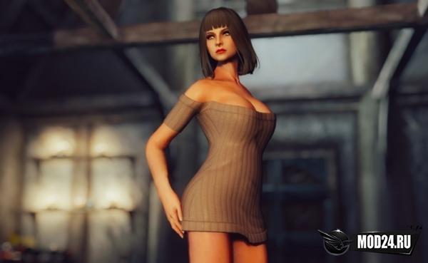 RT мини-платья