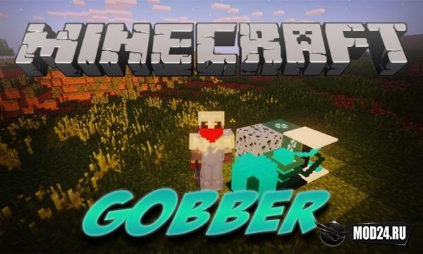 Превью Gobber [1.12.2]