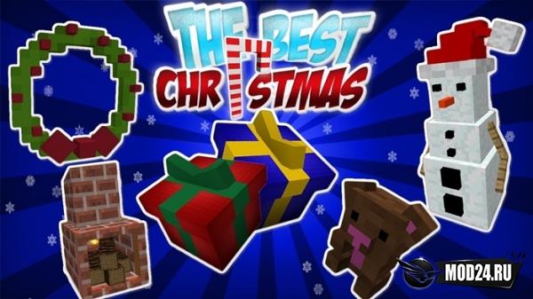Превью The Best Christmas [1.12.2]