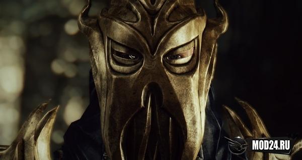 Превью Новые маски жрецов