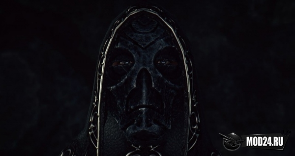 Новые маски жрецов