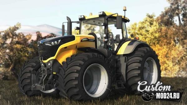 Трактор CHALLENGER 1000 Vario v1.0.0.0