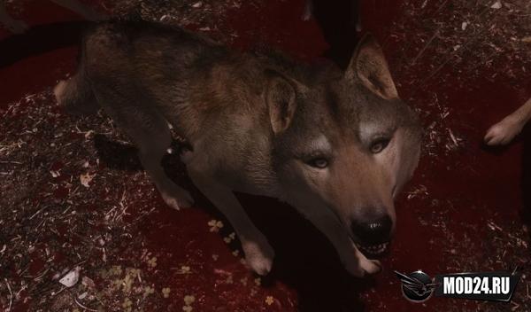 Реалистичные волки