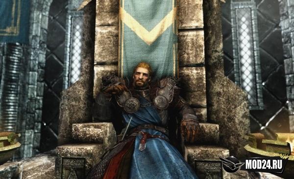 Тяжелая броня Братьев Бури