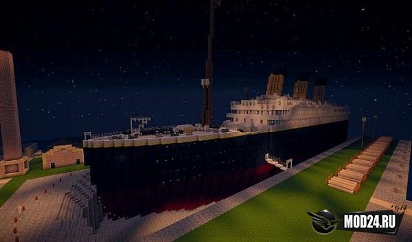 Карта Титаник [1.12.2]