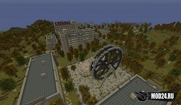 Чернобыль [1.8] [1.7.10]