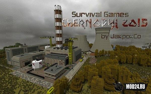 Превью Чернобыль [1.8] [1.7.10]