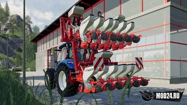 Kuhn Planter 3R 12 Rows