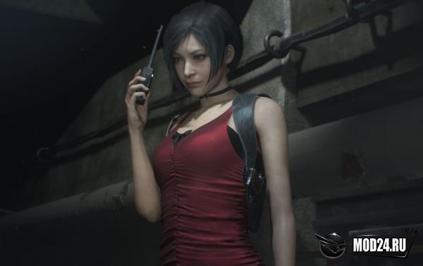 Превью Ада Вонг из Resident Evil 2