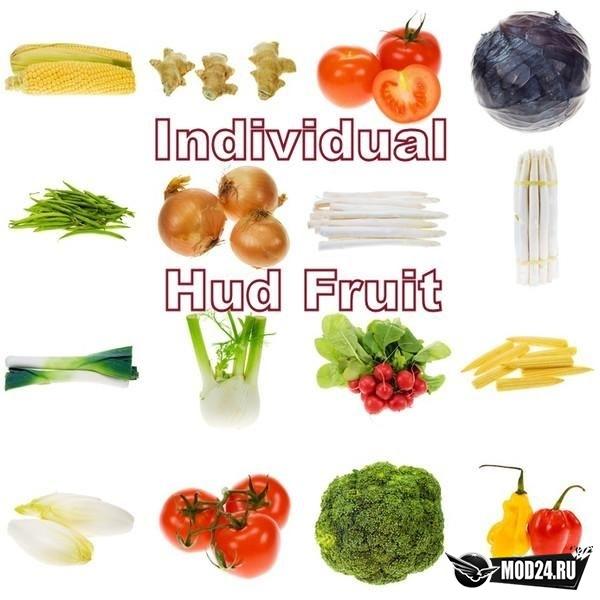 Individual Hud Fruit