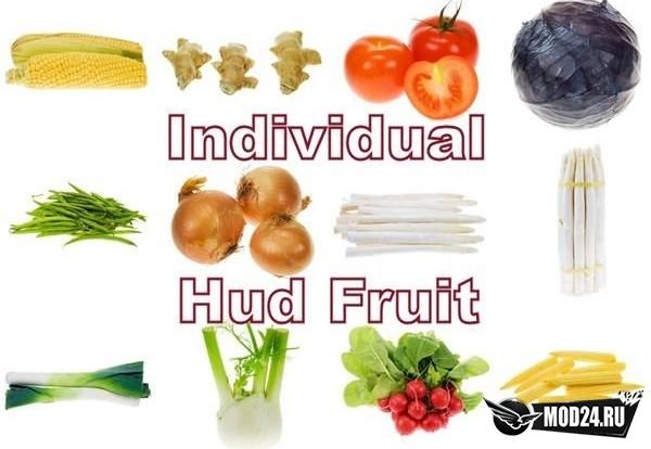 Превью Individual Hud Fruit