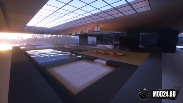 RedTech Modern Island House [1.12.2]