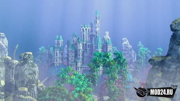 Traveling Atlantis [1.12.2]