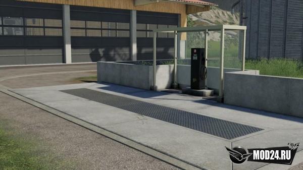 АЗС Fuel Station