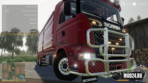 Scania R730 HKL