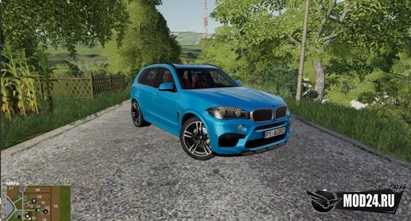 Превью BMW X5M