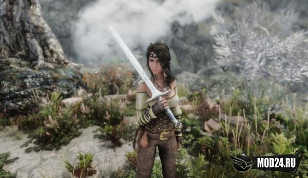 Сбалансированный меч