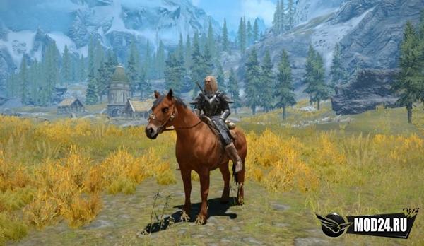 Превью Обновленные лошади