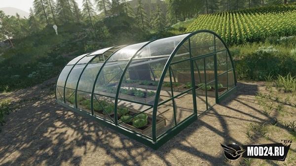 Теплица Greenhouses