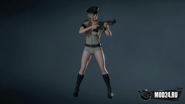 Соблазнительный шериф для Клэр