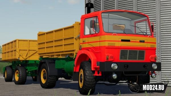Превью Грузовик D-754 Truck Pack