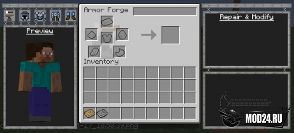 Construct's Armory [1.12.2]