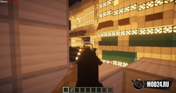 New Stefinus 3D Guns [1.7.10]