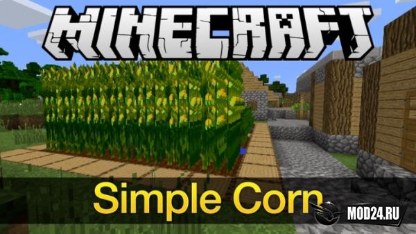 Превью Simple Corn [1.12.2]