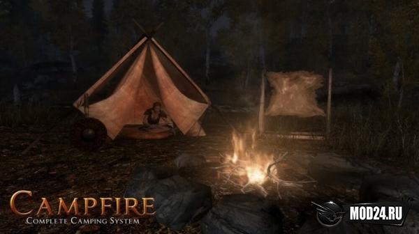Превью Campfire (автономный лагерь)