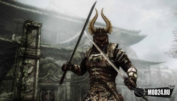 Превью Броня самурая