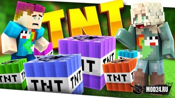 Превью Even More TNT [1.12.2]