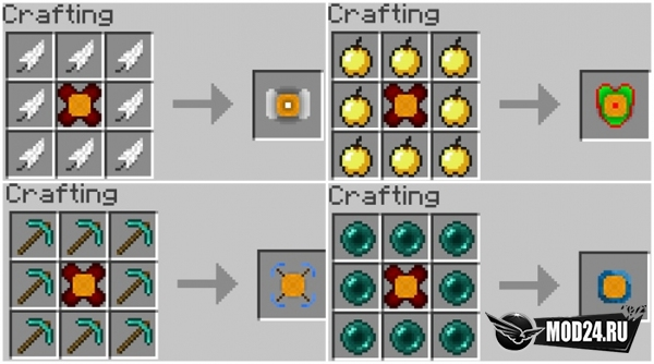 Magic Charms [1.12.2]