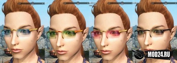 Превью Разноцветные очки
