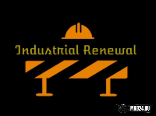 Превью Industrial Renewal [1.12.2]